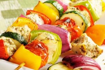 שיפודי ירקות
